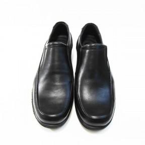 Hakiki Deri Bağcıksız Erkek Ayakkabısı