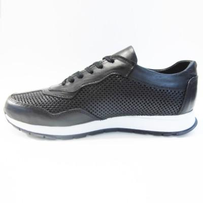 Tanca Model Hakiki Deri Erkek Spor Ayakkabı Bağcıklı DEL